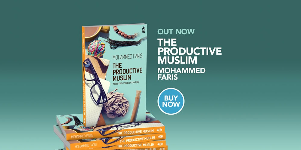 The Productive Muslim Book Launch in London